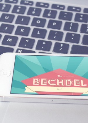 Bechdel Test // Educational video