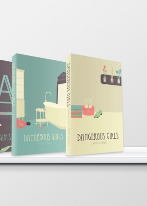 CoverStore // Book cover & Information design
