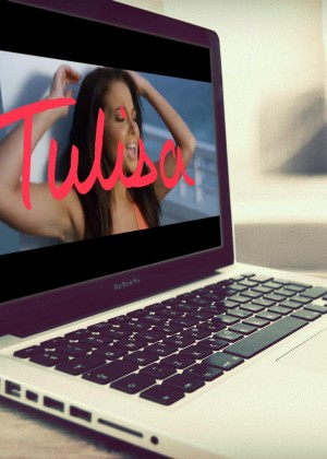 Tulisa // TV commercial
